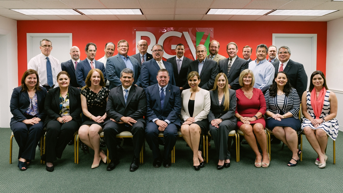 Board of directors rgv partnership for Cardenas motors in brownsville texas